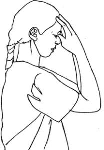 In den Qigongübungen für die Augen bringen die Übenden das Qi von außen zu diesen. Im Gegensatz dazu wird im Fan Teng Gong das Qi im Inneren des Körpers aktiviert.