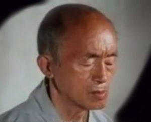 Ein Meister des Shaolin Nei Jing Yi Zhi Chan Qigong